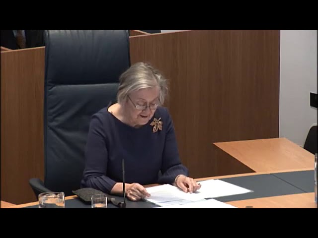 Lady Hale on Justice System