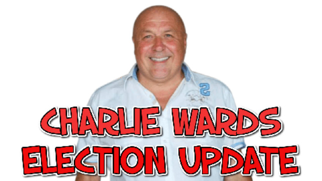 Live Election Update and Q & A webinar with Dr Charlie Ward… 12-11-2020