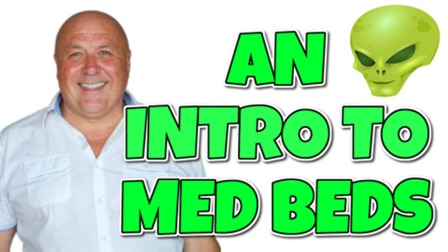 MED BEDS WITH CHARLIE WARD OUT OF THIS WORLD 18-11-2020