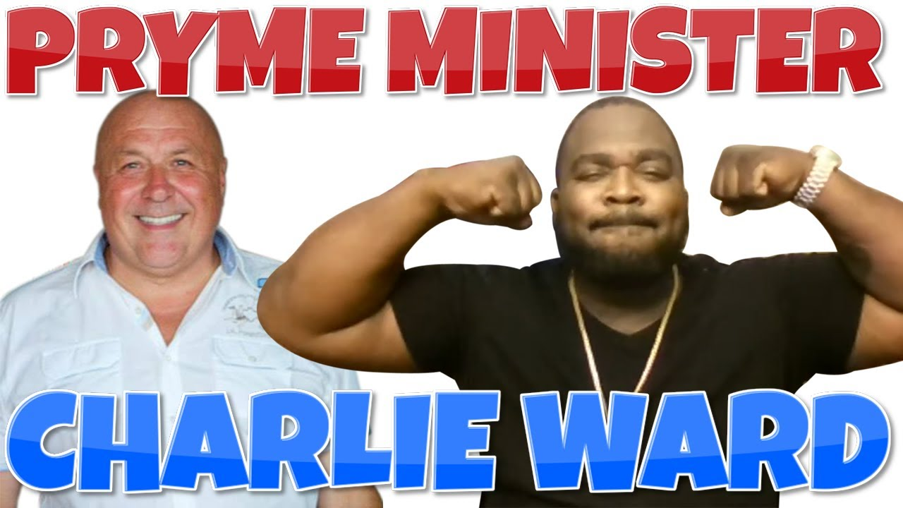 PRYME MINISTER AND CHARLIE WARD CATCHES UP WITH THE NOW 20-11-2020