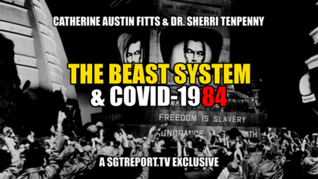 THE BEAST SYSTEM & COVID-1984: Catherine Austin Fitts & Dr. Sherri Tenpenny 28-11-2020