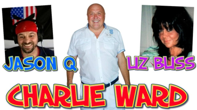 THE LATEST WITH JASON Q AND LIZ BLISS WITH CHARLIE WARD NOT TO BE MISSED 23-11-2020