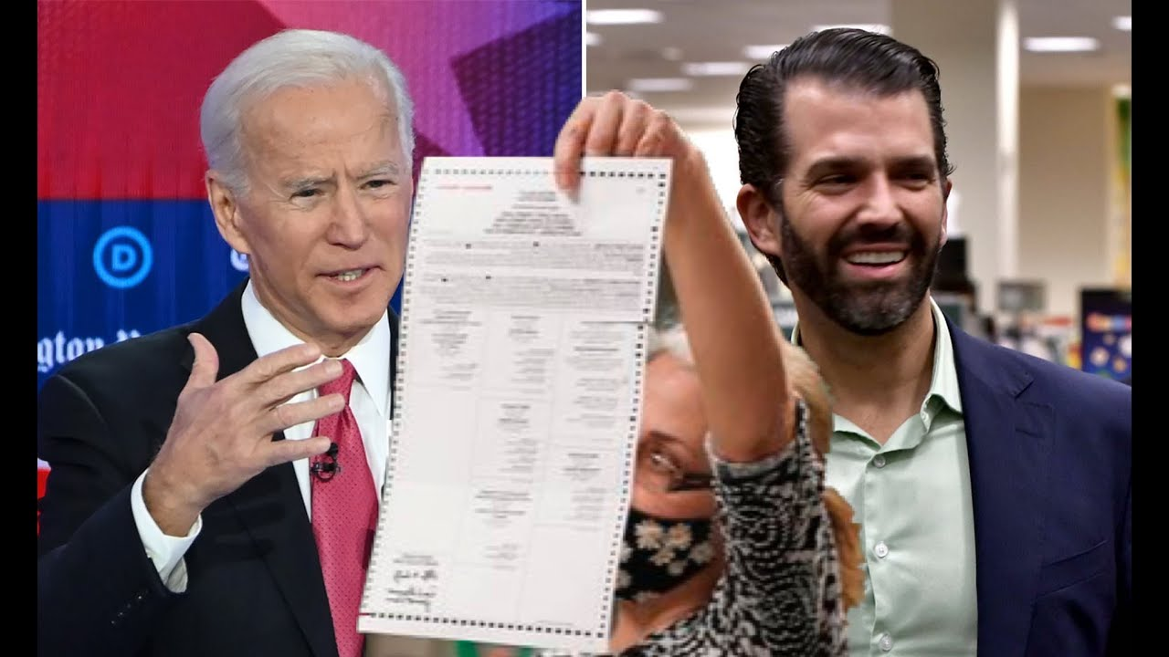 THE VOTER FRAUD STING OP IS LEGIT! [EVIDENCE EMERGES FROM FORMER & CURRENT INTEL PATRIOTS & DON JR!] 7-11-2020