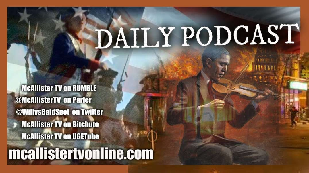 THURSDAY PODCAST! Daily (Snarky) NEWS!.mp4 19-11-2020