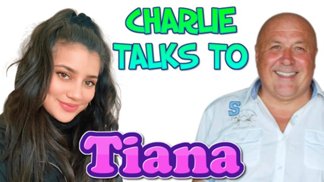 TIANA ISLAM WITH CHARLIE WARD CATCHES UP WITH ELECTIONS COVID AND MORE 12-11-2020