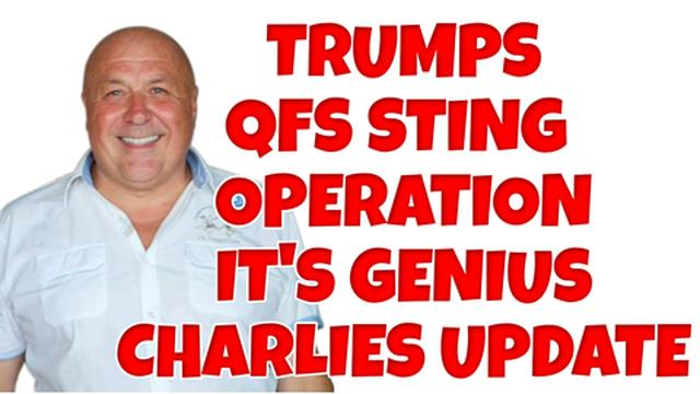 TRUMPS QFS BLOCKCHAIN STING OPERATION CHARLIE TOLD US ABOUT QFS BLOCKCHAIN MONTHS AGO – EMAIL ALERTSd 6-11-2020