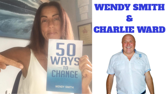 WAKING UP AND ANYTHING IS POSSIBLE! WITH WENDY SMITH AND CHARLIE WARD 11-11-2020