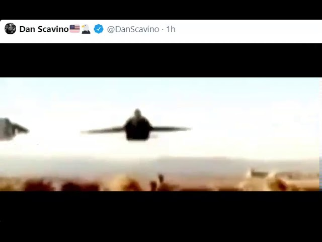 12/11/2020 Dan Scavino Posted 17 Fighter Jets 11-12-2020
