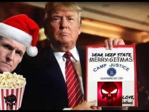 12/15/2020 – AG Barr resigns! Movie plot gets better! Merry GITMAS Scumbags!