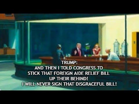12/23/2020 – BIG THINGS HAPPENED! Trump isn't signing that Bill! Congress is going full Squirrel! 23-12-2020