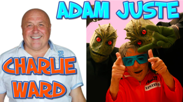 ADAM JUSTE TALKS WITH CHARLIE WARD 7-12-2020