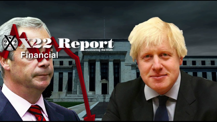 BREXIT Players Exposed, [CB] Control The Markets, Who Controls The Fed?  – Episode 2347a 7-12-2020