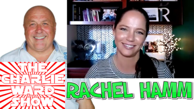 Charlie Talks with Rachel Hamm on Trump, Religion, Nesara, Gesara And More 18-12-2020