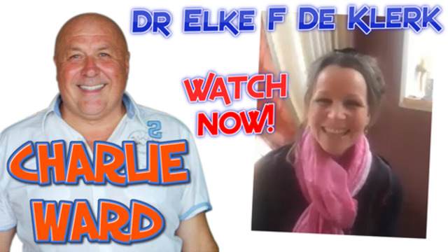 Dr Elke F De Klerk & Charlie Ward Talk About the Great Reset, Nesara The Virus & Much More 16-12-2020