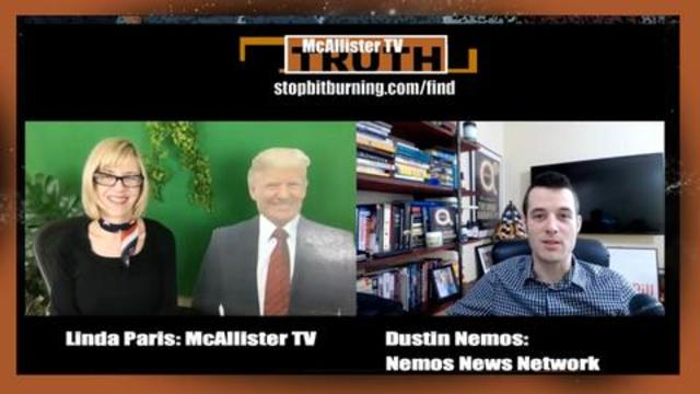 Dustin Nemos & Linda Paris on Election Fraud & The YouTube Purge! 30-11-2020