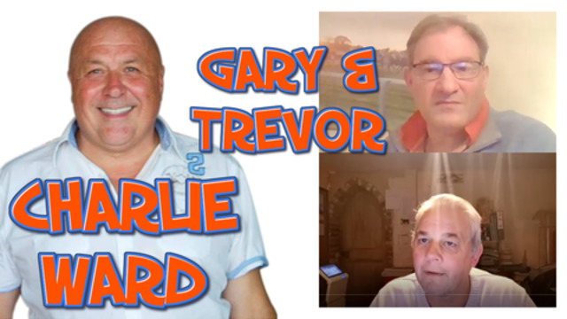 Gary And Trevor Chat with Charlie Ward 15-12-2020