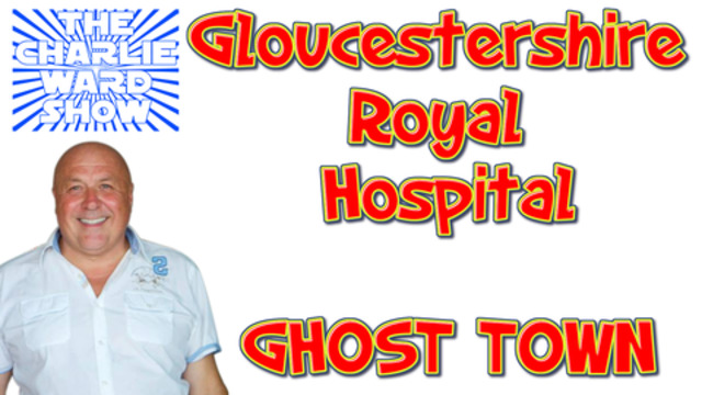 HOSPITAL GHOST TOWN – CHARLIE WARD 28-12-2020