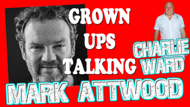 MARK ATTWOOD & CHARLIE WOOD TALKS ABOUT EXPRESSIONS ,POEMS, TRUMP AND MUCH MORE 16-12-2020