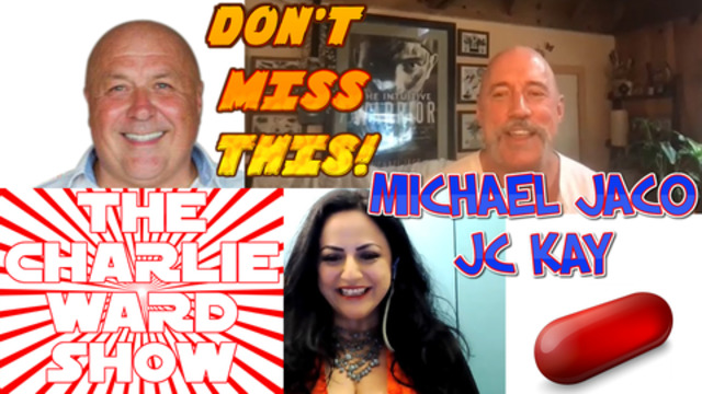 MICHAEL JACO & JC KAY WITH CHARLIE WARD CONNECT DONT MISS THIS! 18-12-2020