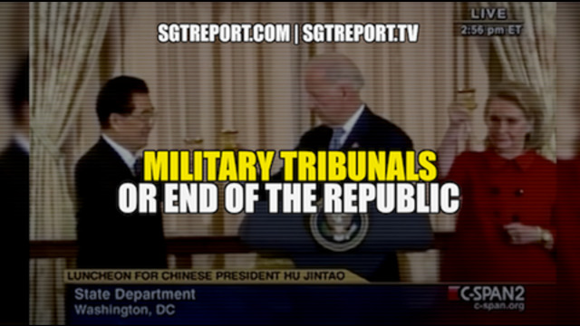 MILITARY TRIBUNALS OR END OF THE REPUBLIC? 21-12-2020
