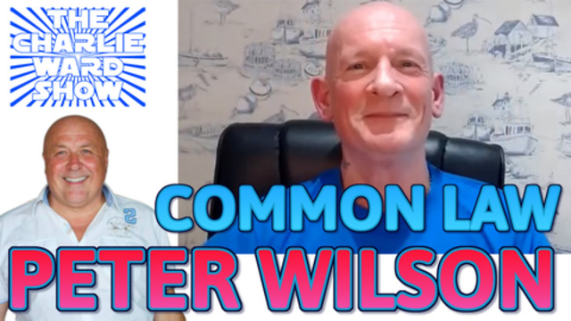 PETER WILSON & CHARLIE WARD TALK COMMON LAW 22-12-2020