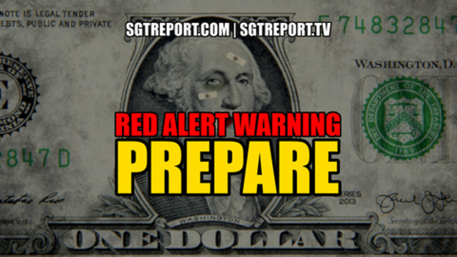 RED ALERT WARNING: PREPARE 23-12-2020