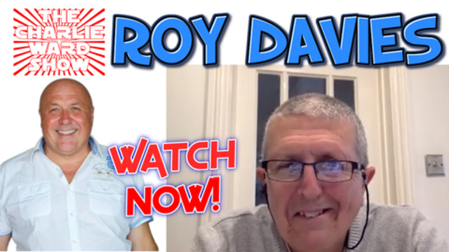 ROY DAVIES WITH CHARLIE WARD TALK CONGRESS AND WHATS TO COME AND MORE MUST WATCH! 30-12-2020