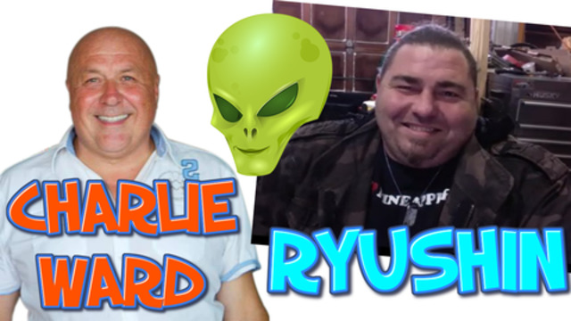 RYUSHIN MALONE TALKS ALIENS AND MORE WITH CHARLIE WARD 8-12-2020