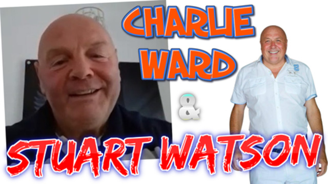 Stuart Watson Catches Up with Charlie Ward 14-12-2020