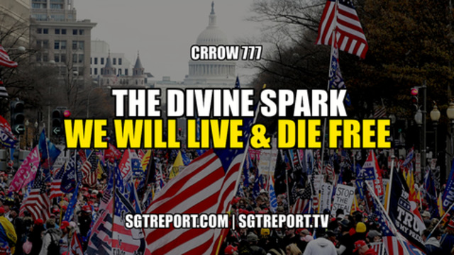 THE DIVINE SPARK: We Will LIVE FREE & Die FREE 25-12-2020