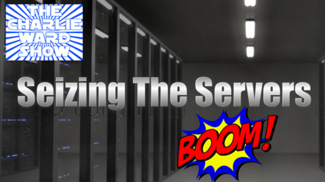 THE SEIZED DOMINION SERVERS – UPDATE WITH CHARLIE WARD 10-12-2020