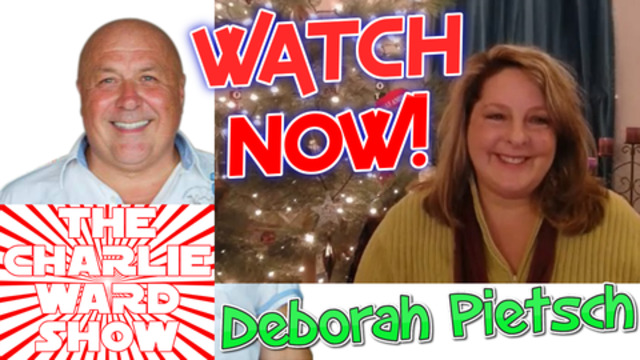 TRANSCEND THE MATRIX WITH DEBORAH PIETSCH & CHARLIE WARD 21-12-2020