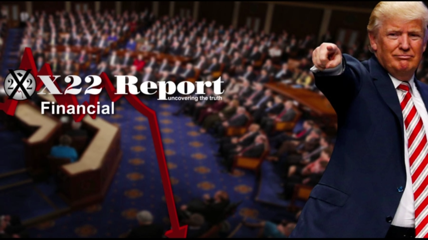 Trump Exposes Congress Via The Economy, The People Can See Clearly Now – Episode 2361a 23-12-2020