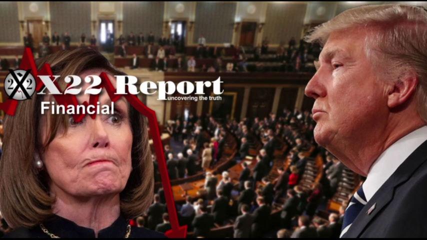 Trump Puts The Breaks On Money Laundering, Think National Emergency – Episode 2364a 28-12-2020