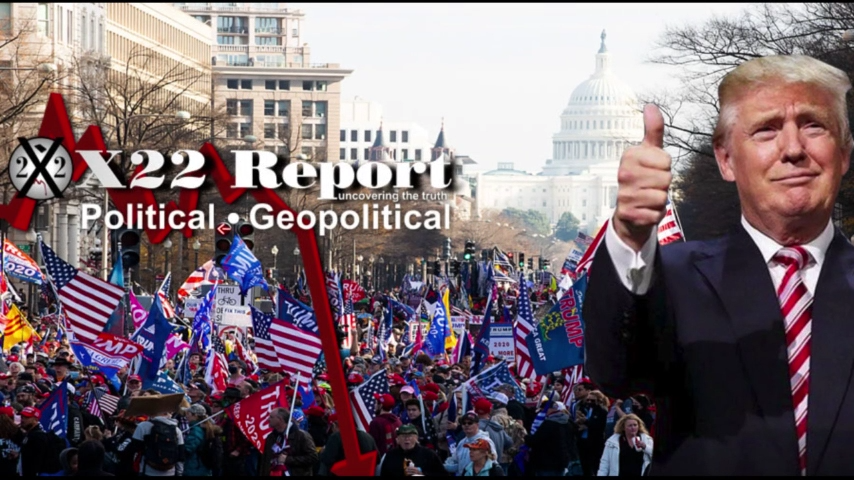 We The People Are About To Take Back The Country, THE CURE Will Spread WW – Episode 2360b 22-12-2020