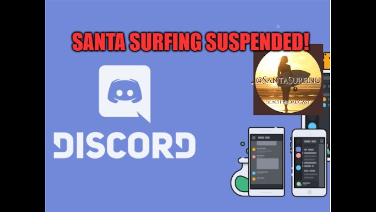 1/26/2021 – SantaSurfing banned on Discord! Who is posting Bombs on SS Telegram? 26-1-2021