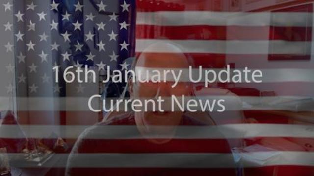16th January Update 16-1-2021