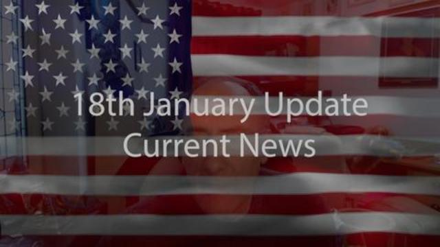 18th January Update 18-1-2021