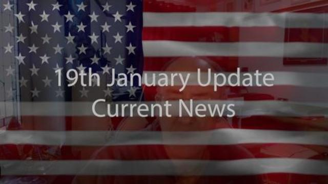 19th January Update Current News 19-1-2021