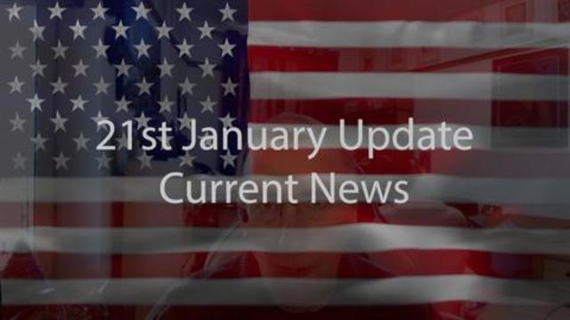 21st January Update Current News 21-1-2021