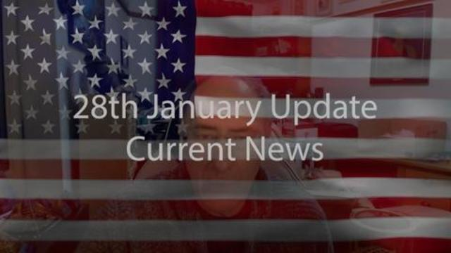 28th January Update Current News 28-1-2021