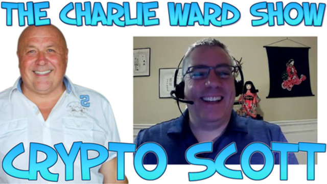 ALL THAT IS CRYPTO IS NOT GOLD. WITH SCOTT CRYPTO & CHARLIE WARD 13-1-2021