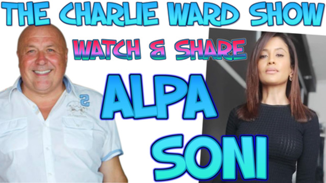 ALPA SONI & CHARLIE WARD DISCUSS SONIC BOOMS & UNDERGROUND TUNNELS 14-1-2021