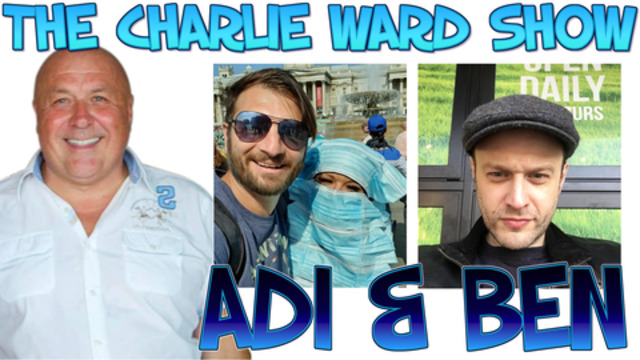 CHARLIE WARD, BEN & ADI TALK ABOUT THE GREAT AWAKENING 13-1-2021