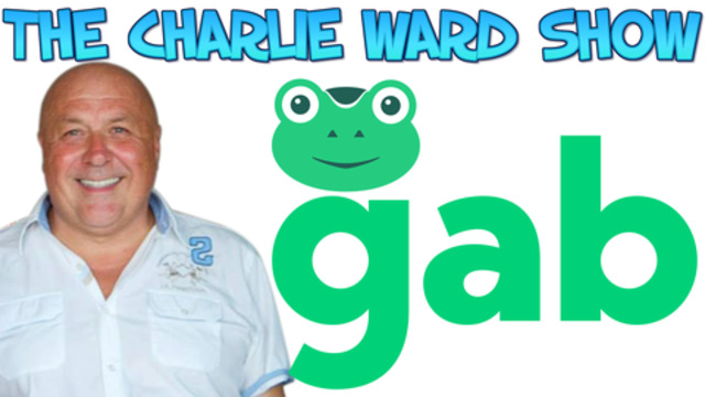 CHARLIE WARD DEPLATFORMED ON TWITTER ,INSTAGRAM YOUTUBE & FACEBOOK BUT CHARLIE IS ON GAB & BITCHUTE 22-1-2021