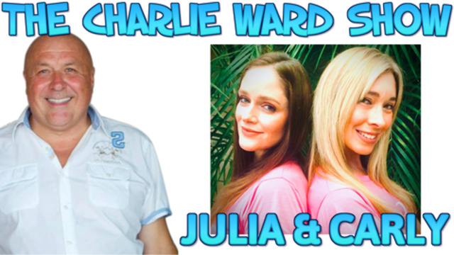 CHARLIE WARD WITH JULIA & CARLY – FROM DARK TO LIGHT GESARA! OUR FUTURE TIME LINE 12-1-2021