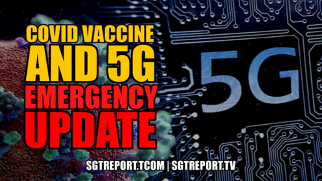 COVID VACCINE & 5G EMERGENCY UPDATE 19-1-2021