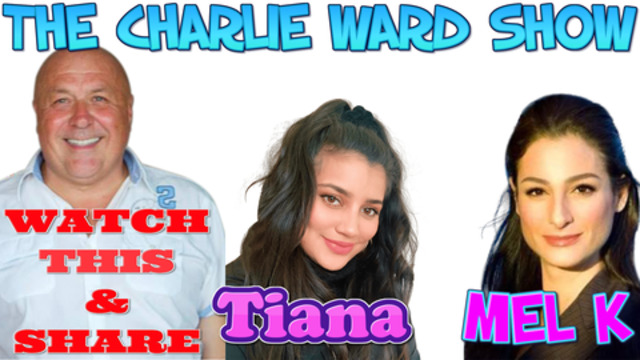 DONT MISS!! WEEKLY CATCH UP WITH MEL K & TIANA ISLAM WITH CHARLIE WARD. WHAT IS ON THOSE LAPTOPS? 12-1-2021