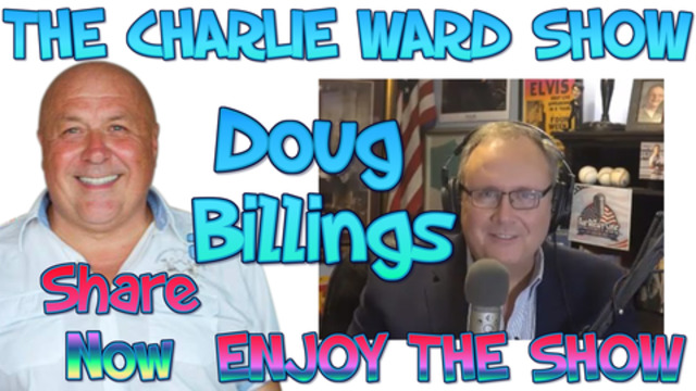 DOUG BILLINGS & CHARLIE WARD PANIC IN DC 18-1-2021