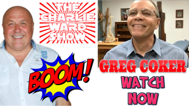 DR GREGG COKER & CHARLIE WARD TALKS INTUITION SUBCONSCIOUSNESS AND MUCH MORE – DO NOT MISS! 2-1-2021